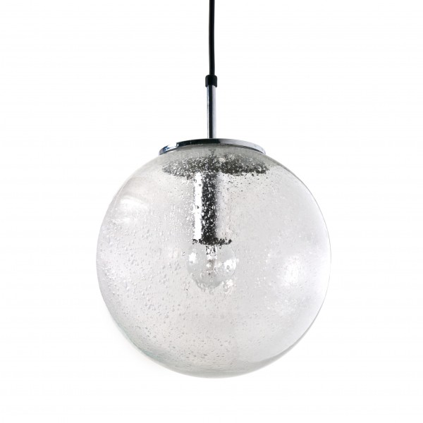 Globe Chandeliers By Glashutte Limburg